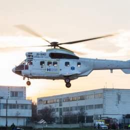 Până încep producția la Ghimbav, cei de la Airbus mai construiesc o fabrică de elicoptere în China