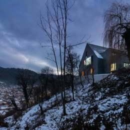 Proiectele a două case din Brașov, selectate în competiția Uniunii Europene pentru premierea Arhitecturii Contemporane