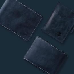 Un brașovean începe luna viitoarea producția de masă a portofelului care te anunță că a fost furat
