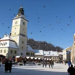 Brașovul a atras 1,3 milioane de turiști anul trecut și rămâne pe locul doi în topul preferințelor acestora