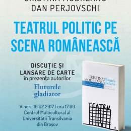 Dezbatere despre teatrul politic pe scena românească