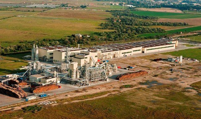 Kronospan vrea să facă la Brașov un parc industrial dedicat industriei lemnului