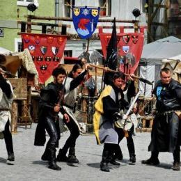 Cel mai mare și longeviv festival medieval se va relua în acest an, în ultima săptămână din iulie