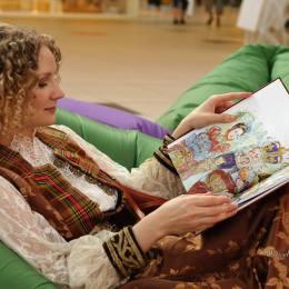 Ziua Internațională a Cititului Împreună, sărbătorită la Brașov