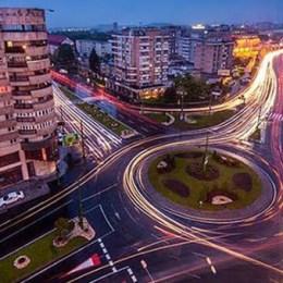 Sensul giratoriu de la intersecția străzilor Carpaților cu Zorilor va fi amenajat săptămâna viitoare