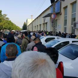 De săptămâna viitoare, se suplimentează numărul de angajați la Pașapoarte. Vor fi deschise încă două ghișee