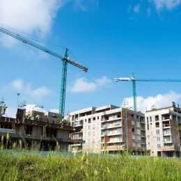 Șantierele rezidențiale din Brașov au o valoare de aproape 240 de milioane de lei