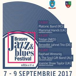 Concerte în premieră și muzică bună, la început de septembrie, la Brașov Jazz & Blues Festival