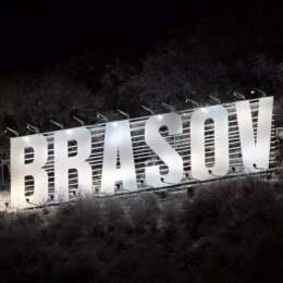 """După ce s-a stins de câteva ori, """"BRAȘOV""""-ul de pe Tâmpa va fi administrat de Primărie. Aceasta vrea să schimbe sistemul de iluminat și să îl utilizeze pentru a promova evenimente"""