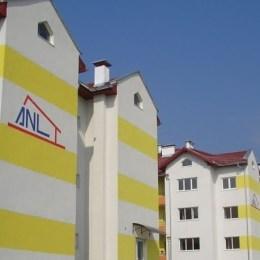ANL a făcut 21 de locuințe pentru rromi în Satu Nou
