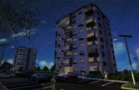 Investiție de 9 milioane de euro în Kron Towers, un ansamblu de 150 de apartamente. O parte dintre acestea vor fi închiriate companiilor brașovene pentru atragerea muncitorilor din alte zone ale țării
