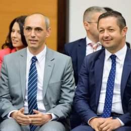 PSD Brașov îl susține pe bodyguardul Răzvan Popa pentru încă un mandat la Parlamentul European