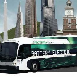 100 de milioane de euro pentru ca Brașovul, Bucureștiul și Constanța să își cumpere autobuze electrice și troleibuze