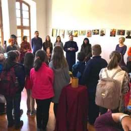 FOTO Academia de timp liber, un proiect inedit pentru copiii din Ghimbav. 300.000 de euro, necesari pentru amenajarea unui Centru cultural dedicat tinerilor din oraș