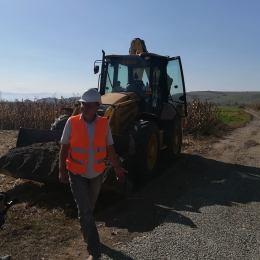 FOTO De săptămâna viitoare încep lucrările la noul pod de la Comăna. Va fi mai înalt și va costa 18,8 milioane de lei