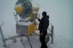 FOTO În Poiana Brașov au început pregătirile pentru sezonul de schi