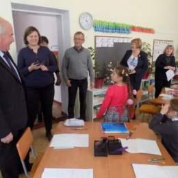 O școală din Republica Moldova, renovată cu ajutorul autorităților brașovene