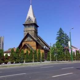 Biserica din Centrul Civic intră, într-un final, în legalitate. De acum, se vor putea trage clopotele