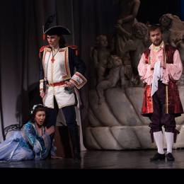 """""""Così Fan Tutte"""", sâmbătă, la Opera Brașov, în cadrul Festivalul Internațional W.A. Mozart"""