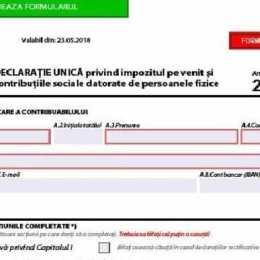 31 iulie, noul termen de depunere a Declaraţiei unice privind impozitul pe venit