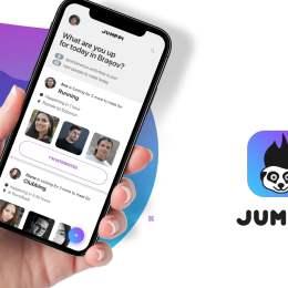 Doi brașoveni au lansat Jumppi, o rețea de socializare care își propune să îi scoată din casă pe utilizatori