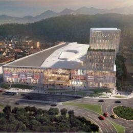 AFI modifică parțial proiectul centrului comercial din Centrul Civic