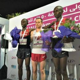Tony Migliozzi, dublu campion, va alerga la primul campionat mondial de atletism organizat în Brașov