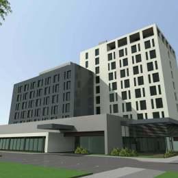 FOTO Francezii de la Ceetrus investesc 15 milioane de euro într-un hotel de patru stele în cartierul Coresi