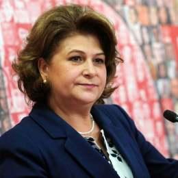 Candidatura Rovanei Plumb la un post de comisar european, respinsă definitiv