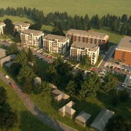 Maurer Imobiliare așează un nou oraș pe harta extinderii naționale – Sighișoara