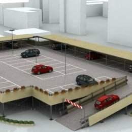 Un dezvoltator imobiliar vrea să construiască parcări de reședință etajate în noul Tractorul