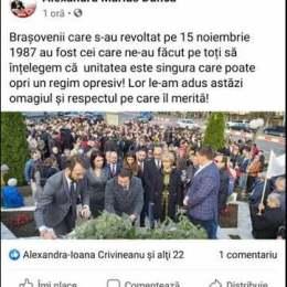 """Despre demagogia lui Dunca și """"democrația"""" din USR"""