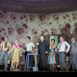 """""""Il Trittico"""", spectacolul compus din trei opere într-un singur act, revine în acest weekend la Opera Brașov"""