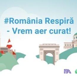 Brașovenii pot dona pentru achiziția unor senzori de poluare cât mai aproape de casele lor