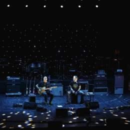 """VIDEO Berti Barbera și Nicu Patoi au lansat în premieră albumul """"Blue Drops"""", la a VII-a ediție a Brașov Jazz and Blues Festival"""