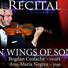 """Recitalul """"Pe aripile cântecului"""" va avea loc mâine la Bastionul Țesătorilor începând cu ora 19:00"""