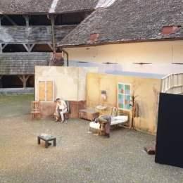 Teatrul Sică Alexandrescu își reia activitatea la Bastionul Țesătorilor. Ce spectacole vor avea loc în luna septembrie