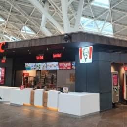 Pentru că locațiile sale din Brașov au performat în timp, KFC a mai deschis un restaurant în centrul comercial AFI