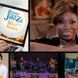 6 concerte preluate din Brașov Jazz & Blues Festival vor putea fi vizionate în online pe întreaga durată a lunii noiembrie