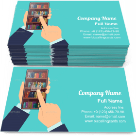 Ebook online choose Business Card Template