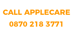 Applecare UK number 0870 218 3771