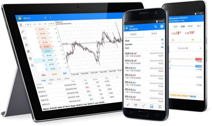 Download MetaTrader 5