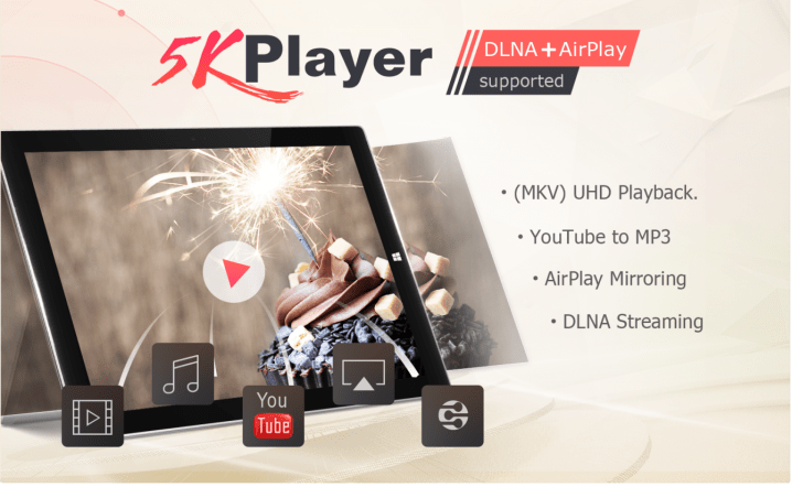 5K Player – The Ultimate Video Streaming App