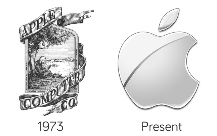 Here is How Famous Logos Look Like Before – You'll Be Amazed
