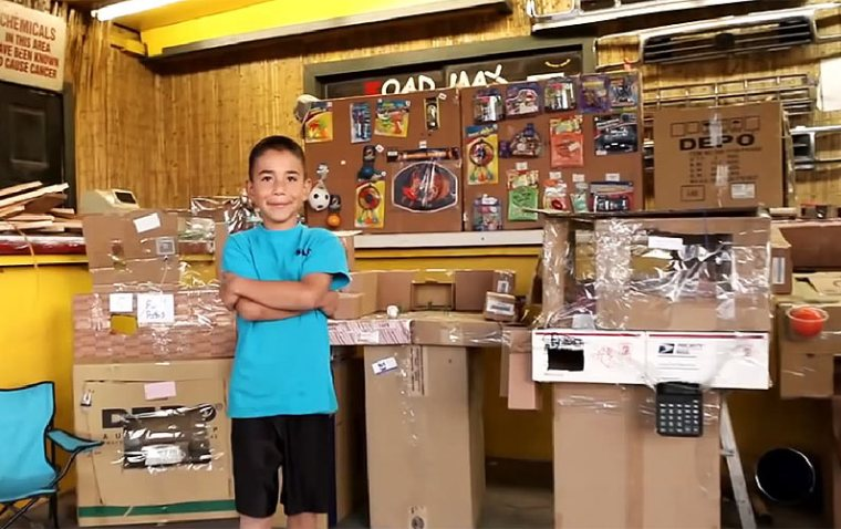 Caine's Cardboard Arcade Reminds Me to Stay True to My Dream. Too Inspiring!