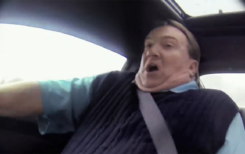 This Car Salesman Has No Idea What He's Got Himself Into. Watch His Reaction – Hilarious!