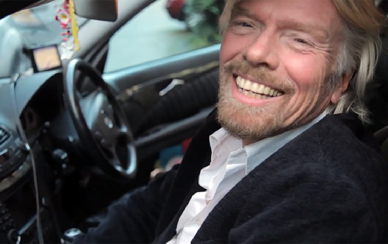 Want to Know What a Day is Like in Richard Branson's Life?