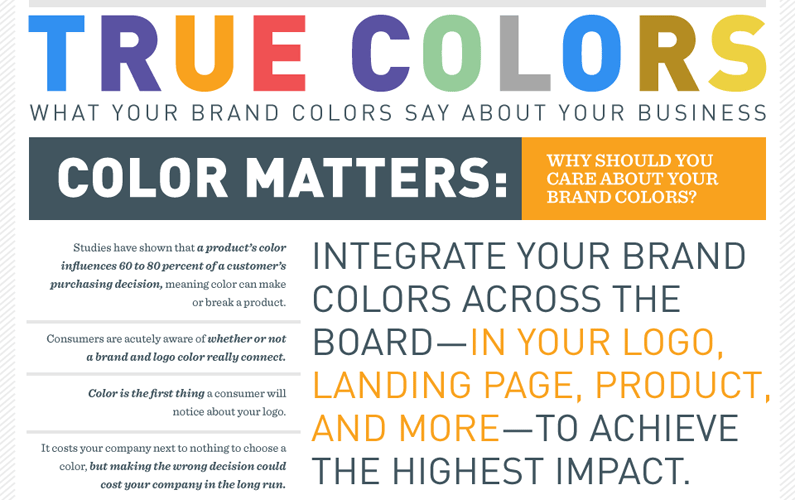 Here is Why You Should Avoid Using Yellow or Brown as Your Tech Company Brand Colors