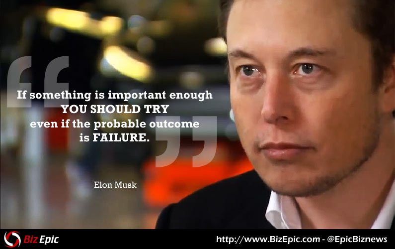 Elon Musk is Awesome. No, It's Not Because of his Tesla Motors and SpaceX.