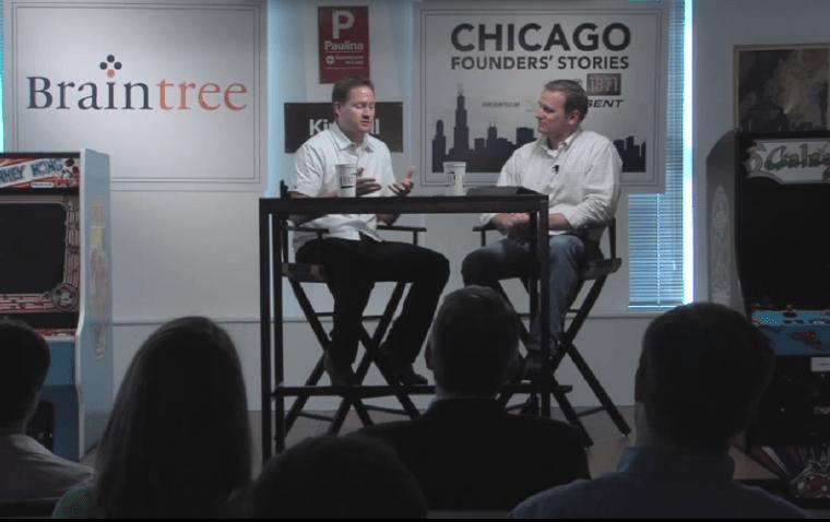 "Braintree Founder Bryan Johnson: ""Entrepreneurs Are Authoring Life"""